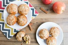 Recipe: Cinnamon Apple Muffins