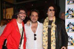 Andrés Calamaro, Vicentico y Fito Páez (Google)