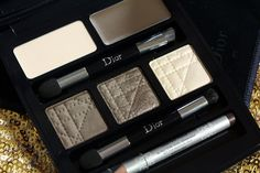 Dior Expert Eye Palette, Holiday 2012