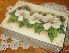 Todos os tamanhos | Decoupage Box | Flickr – Compartilhamento de fotos!