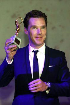 """OFF Plus Camera. Benedict Cumberbatch, czyli serialowy """"Sherlock"""" spotkał się z fanami [ZDJĘCIA]"""