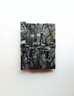 Forest. brooch. by jihee Hong