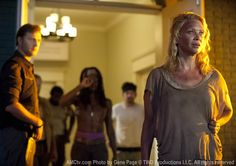 """The Walking Dead """"Walk with Me"""" S3EP3"""