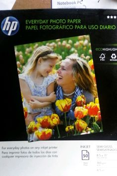 HP Photo Paper For Sale #HP