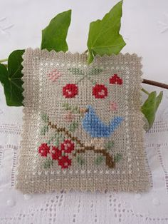 Stitches & Crosses: Result holiday chores