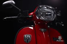 Royal Alloy GP200 red
