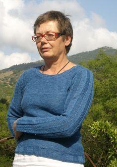 VINZERIA from the designline YPSPIGRA, knitting pattern from domoras