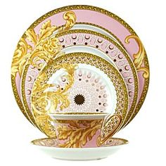 Versace Byantine Dreams  Tea and therapy is a time to ponder your dreams goals intentions. To give yourself time to be full on you without interuption from distractions.