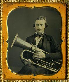 (c.1840s-1850s) Musician