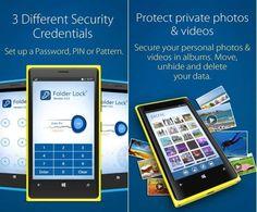 Folder Lock Free: Pon clave a tus fotos, videos, mensajes de voz y más