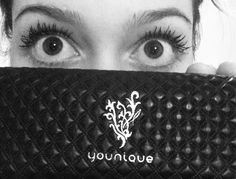 #Youniquefibrelash #lashmehappy #eyelashextensions #falseeyelashes #falsies #mascara