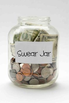 Mackenzie's swear jar - Tangled by Emma Chase I'm thinking it would have less change and more $20's with Uncle Drews naughty mouth