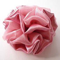 Fabric Flowers Epattern from SewBaby.com