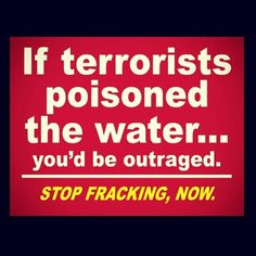 Fracking boom sucks away precious water from beneath the ground, leaving cattle dead, farms bone-dry and people thirsty