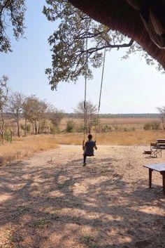 Sable Sands, Hwange National Park, Zimbabwe