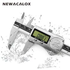 Cheap digital caliper, Buy Quality caliper digital directly from China digital caliper Suppliers: NEWACALOX Precison Digital Caliper Industrial Waterproof Oilproof with ABS/INC System Measurement Tool Cool Things To Buy, Abs, Industrial, Online Shopping, Garden, Gift, Sports, Fashion, Cool Stuff To Buy