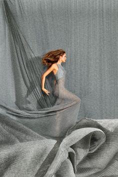 Mart Visser couture gordijnen in samenwerking met Headlam 2018 Couture, Haute Couture