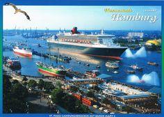 Hamburg Queen Mary II