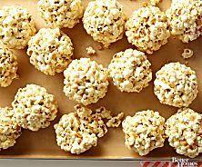 Old-Fashioned Popcorn Balls