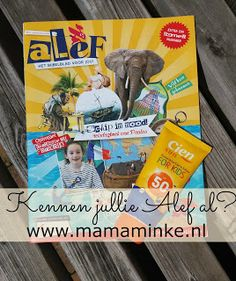 Mama Minke: Kennen jullie Alef al? mamaminke.blogspot.nl #Blogfeestje