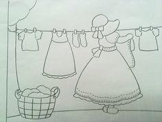 Sal funda maquina de coser CASITA.