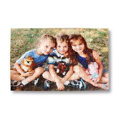 Puzzle de 300 piezas http://www.regalosconfoto.com/puzzles-personalizados/puzzle-de-300-piezas.html