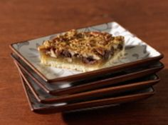 Chocolate Pecan Pie Bars Recipe | Just A Pinch Recipes