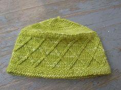 Kettering Hat pattern by Nina Machlin Dayton