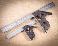 Working accurately starts by committing to use accurate measuring tools. After a few early hobbyist mistakes caused by old rulers and measuring tapes that didn't agree, I started seeking out accurate measuring tools and have never looked back.