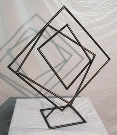 Modern Metal Art Sculpture G3 Bronze