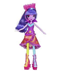 My Little Pony Equestria Girls Twilight Sparkle 13.3'' Doll