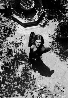 Ferdinando Scianna Spain,Seville:fashion story for Traveller with Anna-Flore…