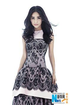 Chinese actress Jia Qing