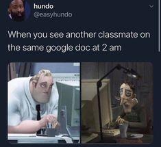 Funny School Memes, Crazy Funny Memes, Really Funny Memes, Stupid Memes, Funny Relatable Memes, Haha Funny, Funny Posts, Funny Cute, True Memes