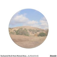 Enchanted Rock State Natural Area Central Texas Beverage Coasters