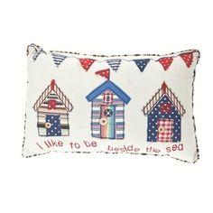 Nautical cushion covers and soft furnishing - maritime and nautical cushions, nautica