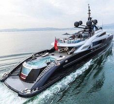 The Millionaire Lifestyle Presents: Yachts from around the world. #yachtdesign