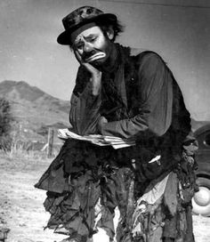 Emmett Kelly Hartford Circus Fire.