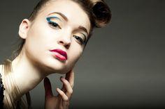 Models Photoshoot Photography Makeup - Ema Jamnik #advisemystyle