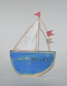 Upcycle art creations fathers day gift