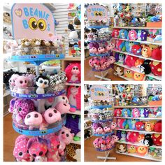 A new shipment of TY BEANIE BOOS! How cute are they 16d03161fc4