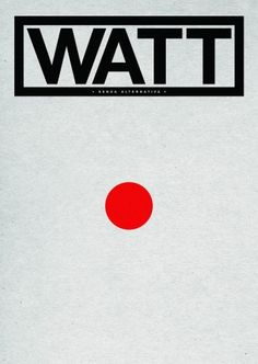 """Without Alternative"". Italian Magazine. Vol. 0"