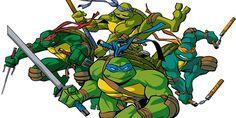 62 disegni delle Tartarughe Ninja da stampare e colorare