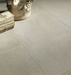 Porcelain tiles that take inspiration from classic English limestone from…