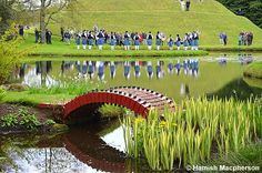 Garden of Cosmic Speculation, Charles Jencks, Portrack House, The Galloping Gardener, Best UK Gardens