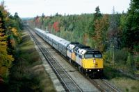 Trains Across Canada:  Vancouver, VIA Rail, Toronto, Montreal, Quebec City, Halifax