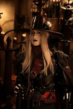 vampire hunter d cosplay