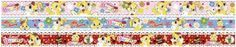 New! 3pc Disney MISS BUNNY Printed Tapes, Free U.S. Shipping! #Disney