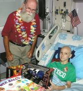 Thank You for your support of such outreach projects as Christmas in July at local area hospitals. Will help us continue our growth to reach more children? Give Now ---- > https://www.z2systems.com/np/clients/strive/donation.jsp?campaign=35& #mefine