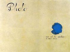 Joan Miro - Colour of My Dreams